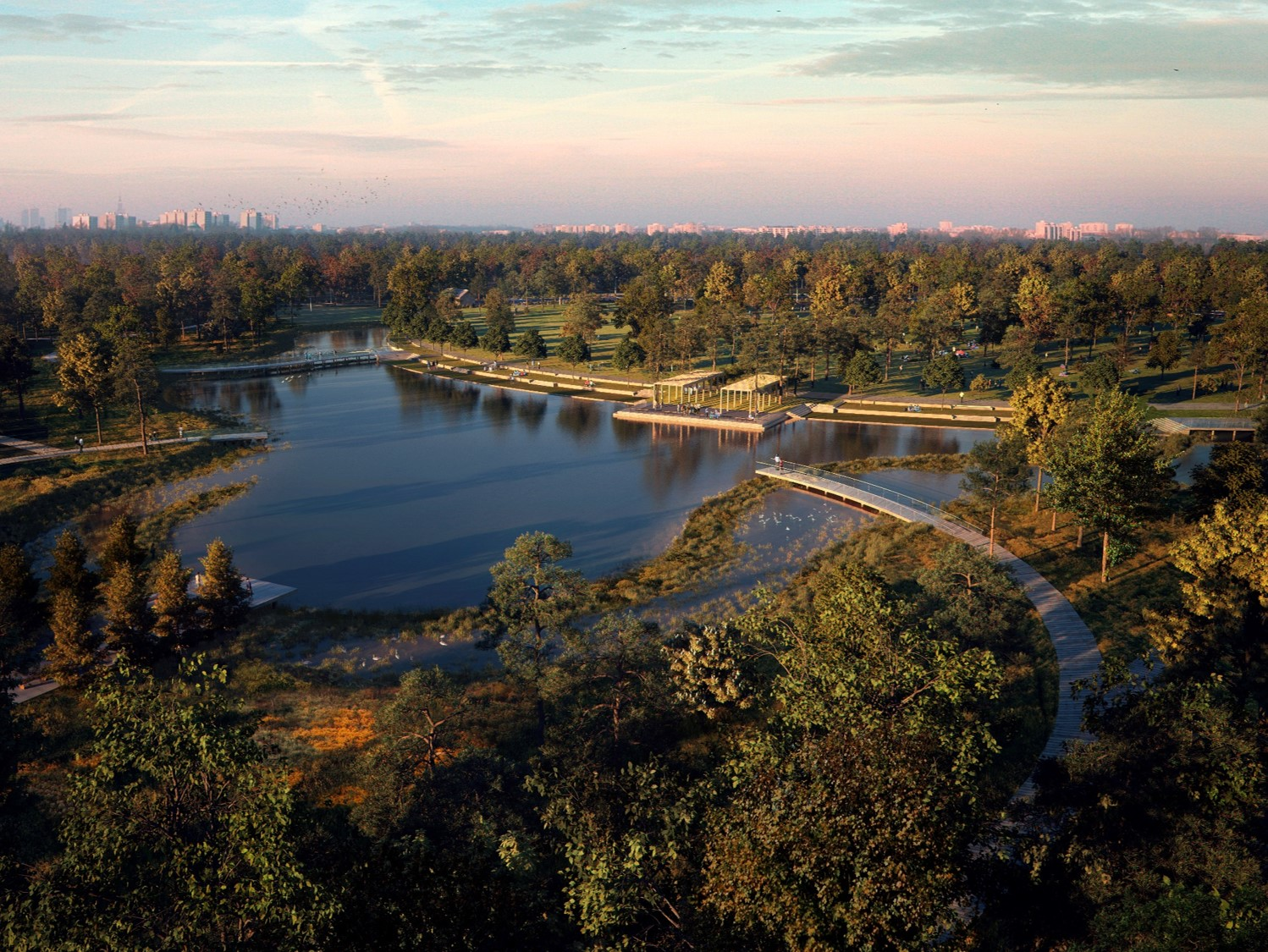 Memorial Park Conservancy & Cadence Bank Join Forces to Revitalize Houston's Beloved Park