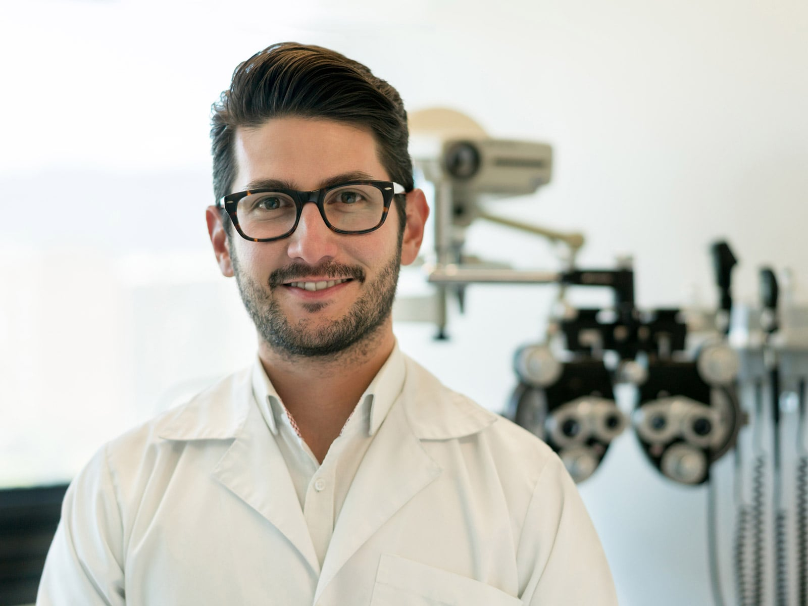 Ophthalmologist and Gymnastics Center Small Business Success Stories