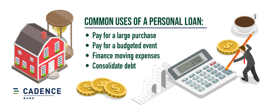Common Uses of a Personal Loan